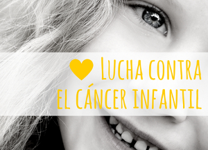 Teaming lucha contra cancer infantil